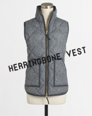 blog_fall fashion_herringbone vest