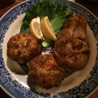 blog_gettysburg_dobbin house crab cakes