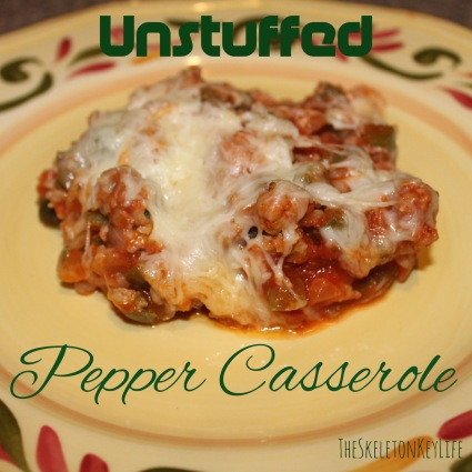 blog_unstuffed pepper casserole main photo