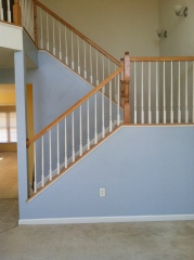 staircare before