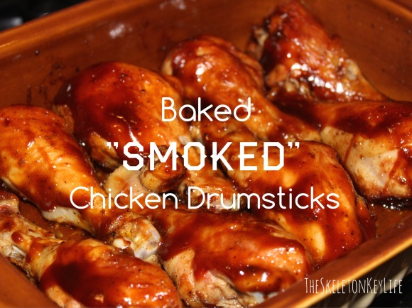 baked drumsticks_main photo