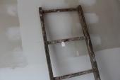 blanket ladder_before 2