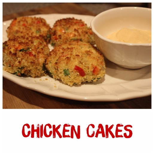 chicken cakes_main photo